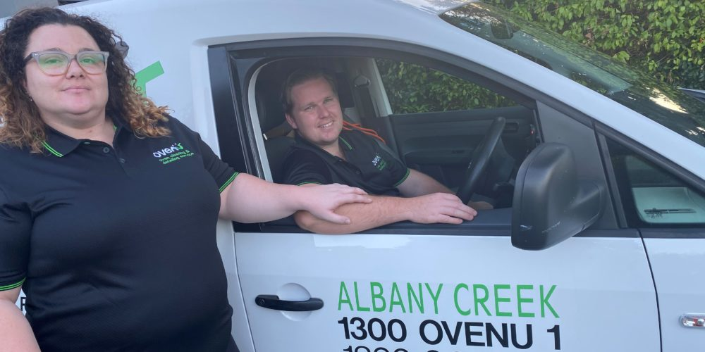 Albancy Creek Oven Cleaning