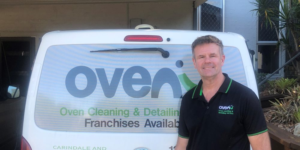 Brisbane City Oven Cleaner