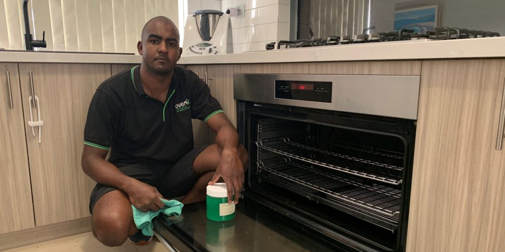 Ellenbrook Oven Cleaner