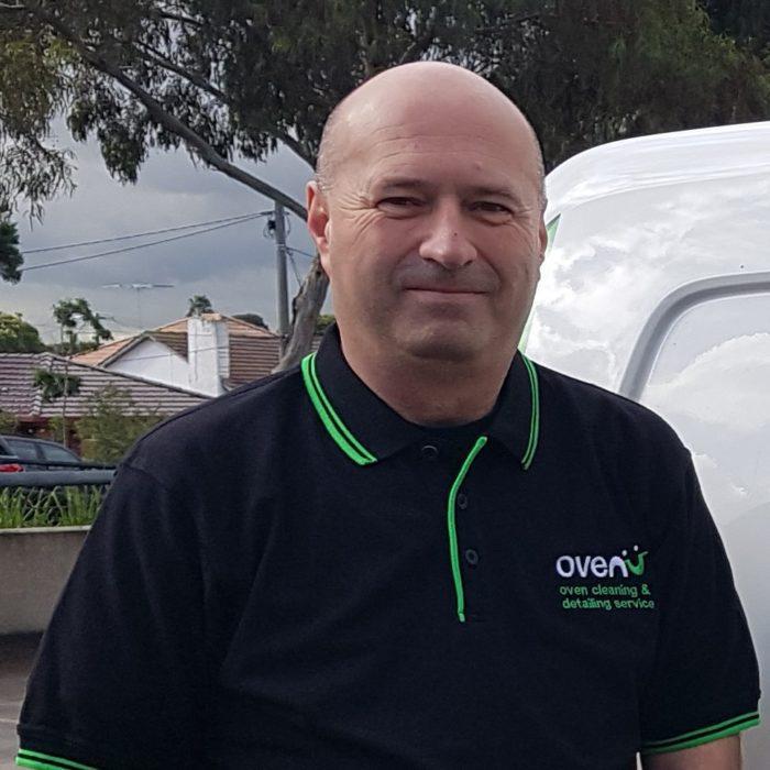 Steve Ivanhoe Oven Cleaner