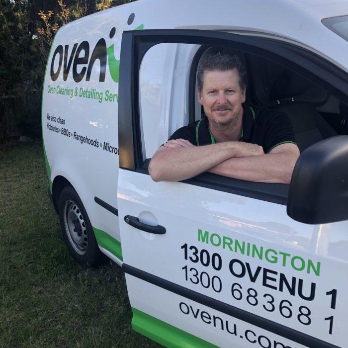 Nathan Mornington Oven Cleaner