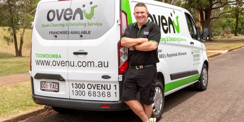 Toowoomba Oven Cleaner