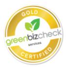 Greenbiz check eco-friendly accredited certificate