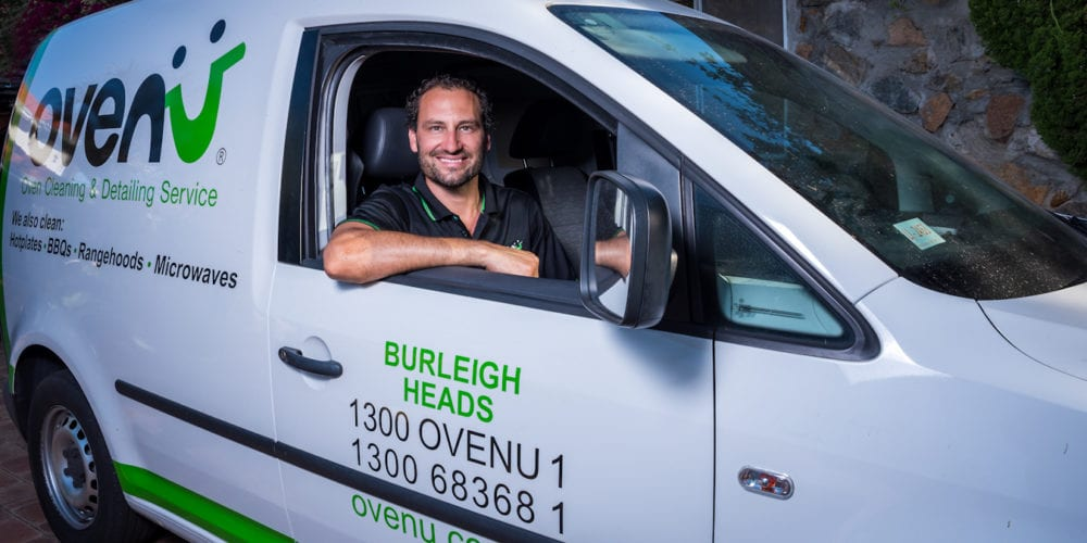 Daniel Riger Oven Cleaner Gold Coast South