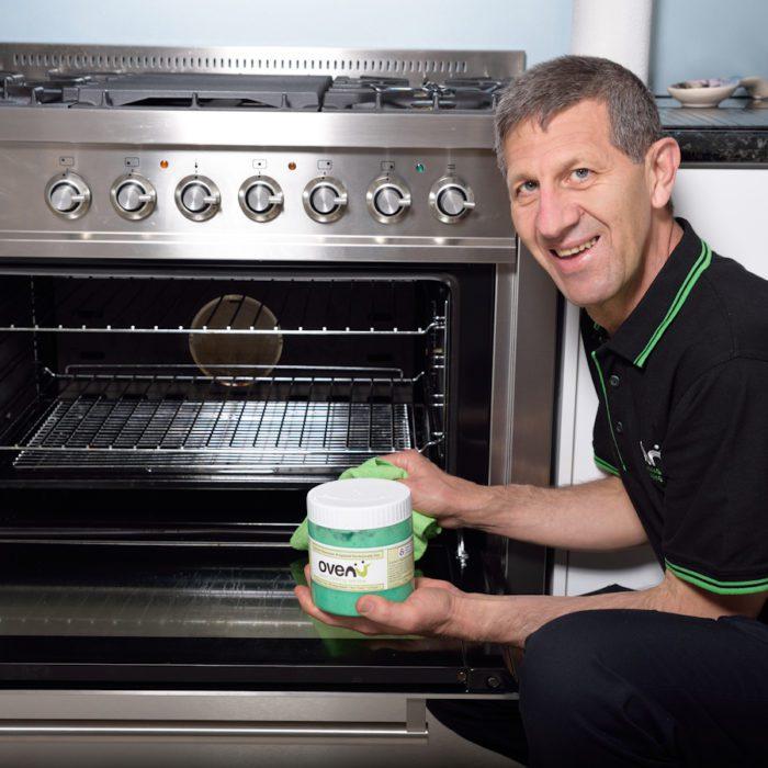John Strathfield Oven Cleaner