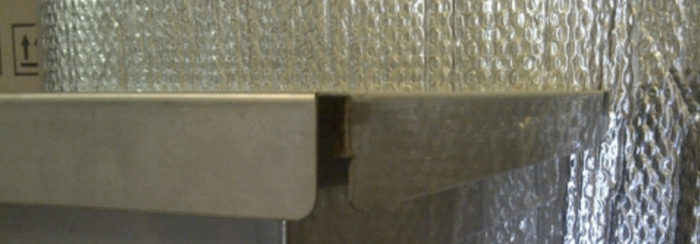Ovenu's heated process tank