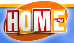 Home in WA logo